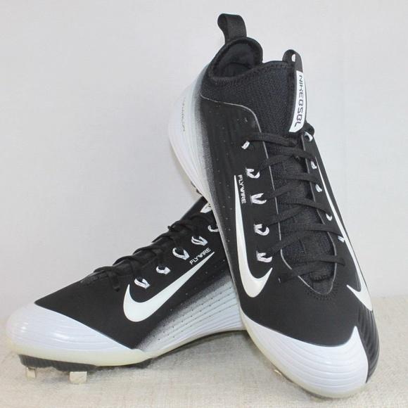 super popular 8c5cc e4d33 Nike Shoes | Lunar Vapor Trout Baseball Cleats Sz 12 Mens | Poshmark